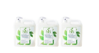 Nature to Nurture Baby Bottle and Dish Wash 1000ml Set of 3 Price Philippines