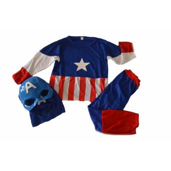 Captain America Costume Large Only Price Philippines