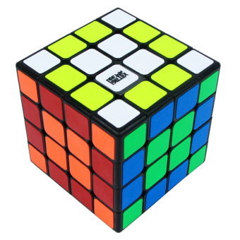 Harga 360D SC MoYu 4x4x4 Mini 60.5mm Aosu Magic Cube Puzzle Black