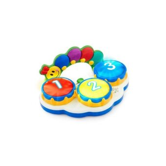 Baby Einstein Sit and Play Discovery Musical Colorful Caterpillar Drums Toy Price Philippines