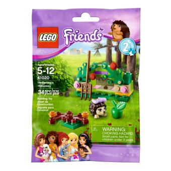 Harga LEGO Friends Hedgehog's Hideaway