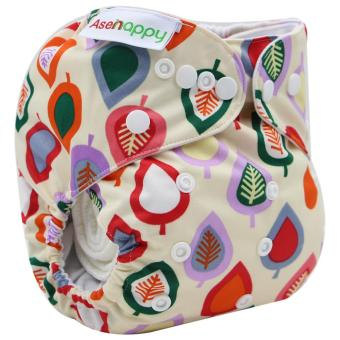 Asenappy Resuable Pocket Cloth Diapers Nappy With OneInsert Price Philippines