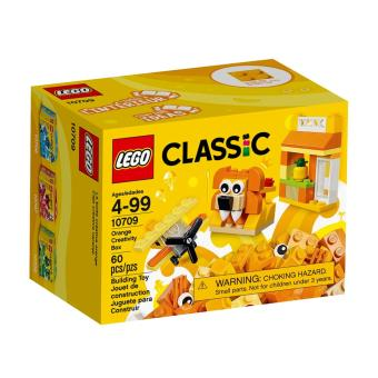 Harga LEGO Classic Orange Creativity Box