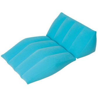Jilong 5 In 1 Lounge Pillow (Blue) Price Philippines