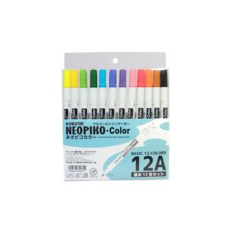 Harga Deleter 4933465890311 Neopiko-Color Basic 12A Colors Set ORIGINAL*