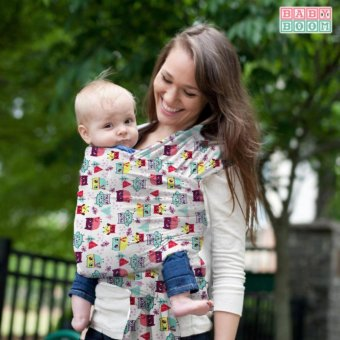 Baby Boom Premium Printed Baby Wrap Carrier Price Philippines