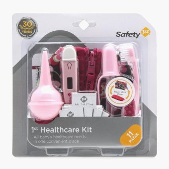 Safety 1st 1st Healthcare Kit (Pink) Price Philippines