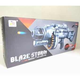 Blaze Storm soft bullet toy Gun 40pcs Price Philippines