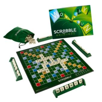 Mattel Games Original Scrabble Price Philippines