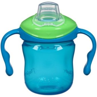 Harga Training Time Sipster Soft Spout 1pk/ 6oz 4M+ Green & Blue