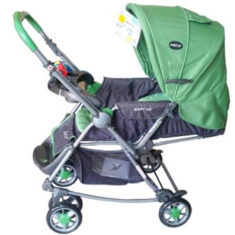 Baby 1st Stroller S-036CR with Rocking System (Green) Price Philippines