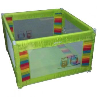 Baby 1st Square Foldable Playpen P-521D Price Philippines
