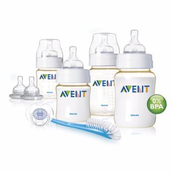 Philips Avent newborn PES wide mouth bottle set SCD270/00 Price Philippines