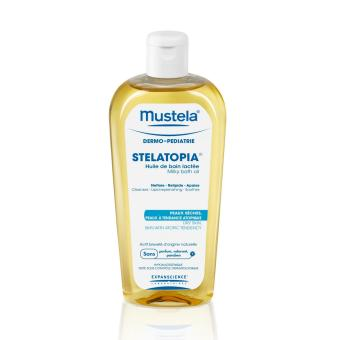 Harga Stelatopia Milky Bath Oil 200ml (Old packaging)