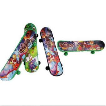 Harga Mini Finger Board Hot Cute Party Favor Kids children Skate Boarding Toys Gift