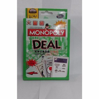 Harga Monopoly Deal Card 132 cards