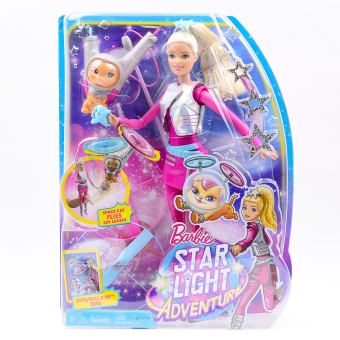 Barbie Star Light Galaxy Barbie Doll & Flying Cat Price Philippines