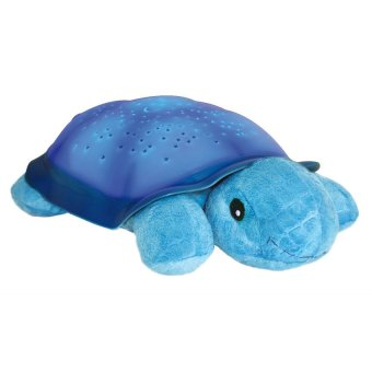 Harga Plush Twilight Turtle Night Light (Blue)