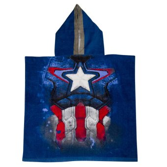 Marvel Captain America Kid's Hooded Towel Price Philippines