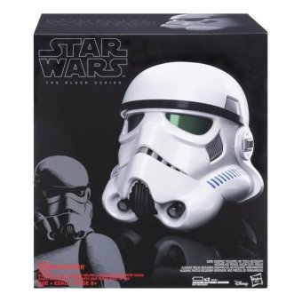 Harga Star Wars Stormtrooper VoiceChanger Helmet