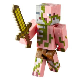Mattel Games Minecraft New Basic Figure - Hostile Zombie Pigman Price Philippines