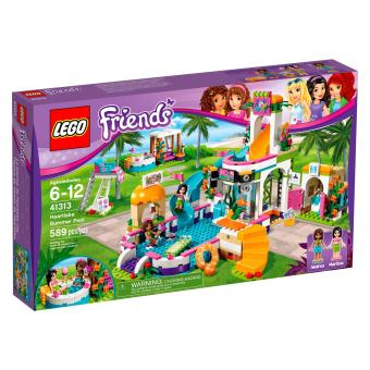 Harga LEGO LEGO Friends Heartlake Summer Pool