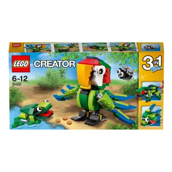 Harga LEGO Creator Rainforest Animals
