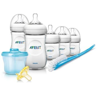 Philips Avent BPA Free Natural Infant Starter Gift Set Price Philippines