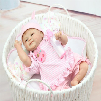 Harga NPK Collection Reborn Doll the Simulation Baby Baby Princess Baby Toys Children's Day Gift 18inch/45cm (Intl) - Intl