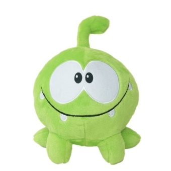 Plush Cut The Rope Green Size 8Inch 20cm Game Toy Plush Toy for Game Toy Baby Toy Cute Dolls Price Philippines