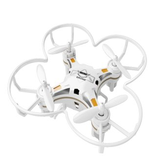 Harga Pocket Drone 4CH 6Axis Gyro Quadcopter (White)