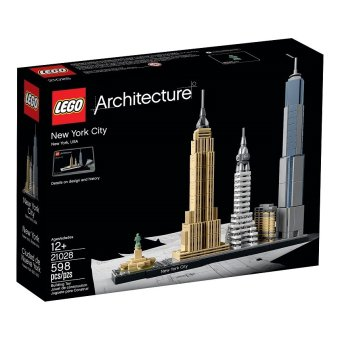 Harga LEGO Architecture New York City