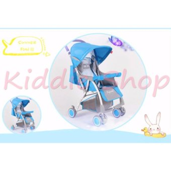 T400 Legendary Babe Baby Stroller (BLUE) Price Philippines