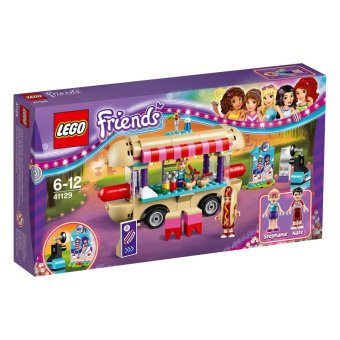 LEGO Friends Amusement Park Hot Dog Van Price Philippines
