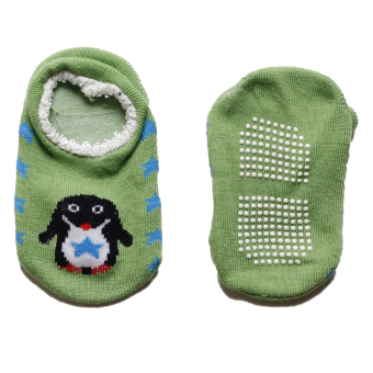 Harga Hey Baby Mr. Penguin Anti-Skid Socks
