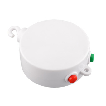 White 12 Melodies Song Baby Mobile Crib Bell Autorotation Music Box Cots Songs Price Philippines