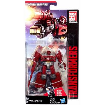 "Hasbro 630509298358 Transformers Generations ""Warpath"" Action Figure ORIGINAL* Price Philippines"