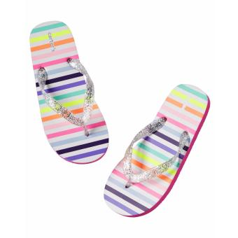 Harga Carter's Multi Color Flip Flops 3/4