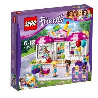 Harga LEGO Friends Heartlake Party Shop