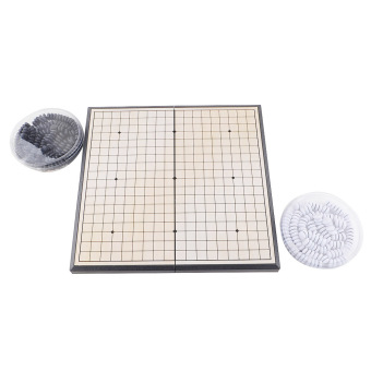 Harga OEM Game of Go Go Board WeiQi Baduk Full Set Stone
