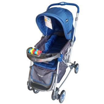 Baby 1st Stroller with Reversible Handle and Rocking Feature S-036CR, DARK BLUE Price Philippines