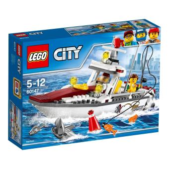 LEGO City Great Vehicles Fishing Boat Price Philippines