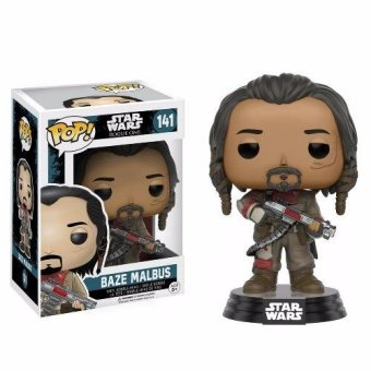 Funko Pop! Star Wars: Rogue One - Baze Malbus Price Philippines