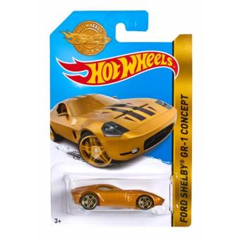Harga HOT WHEELS® Ford Shelby GR-1 Concept vehicle