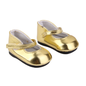 RIS Golden Shoes for American Girl Dolls Price Philippines
