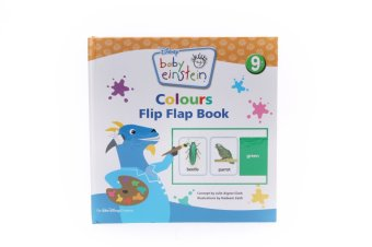 Baby Einstein Colours Flip Flap Book (Multicolor) Price Philippines