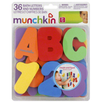 Munchkin Bath Letters and Numbers Price Philippines