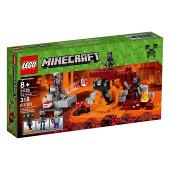 Harga LEGO Minecraft The Wither