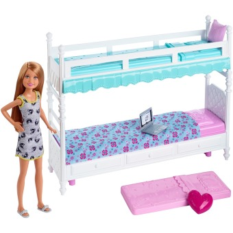 Barbie® Sisters Bunk Beds & Stacie® Doll Price Philippines