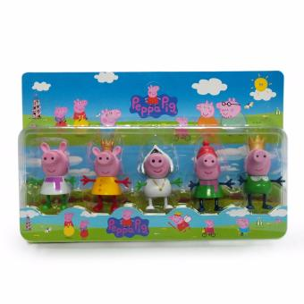 Peppa Pig King and Queen Collectible Price Philippines